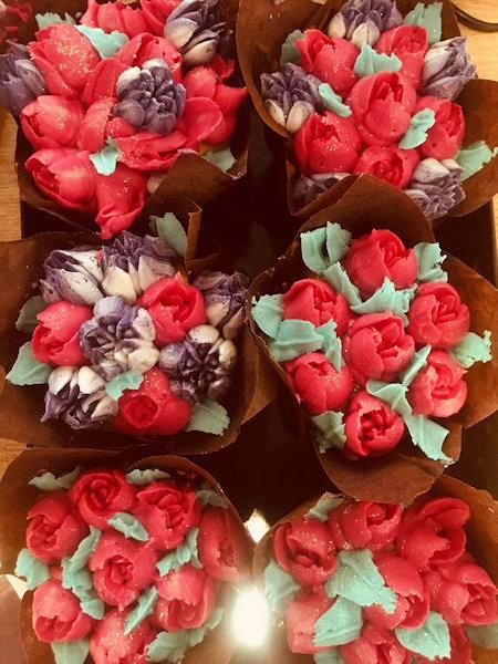 Tobermory Cupcakes