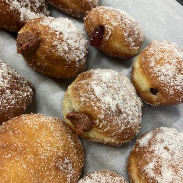 The Bakery, Tobermory, doughnuts